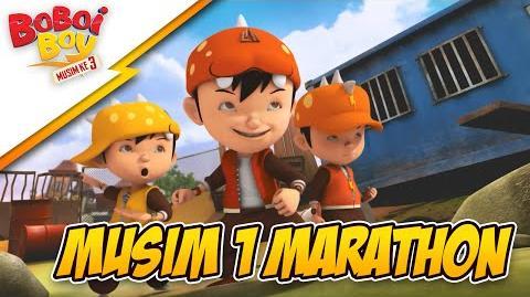 BoBoiBoy Musim 1 HD FULL Marathon