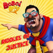 Riddles of Justice