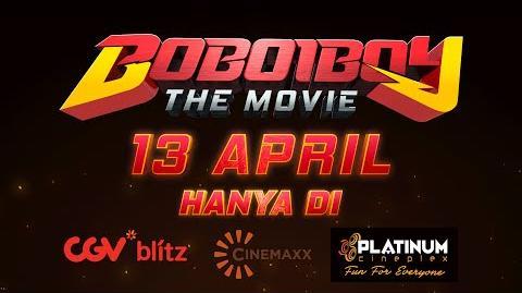 BoBoiBoy Indonesia Release Promo HD