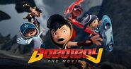 BoBoiBoy The Movie Wallpaper