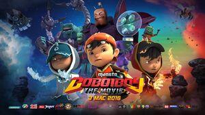 BoBoiBoy The Movie Wallpaper