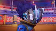 Rambut Kapten Kaizo