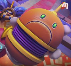 BoBoiBoy Galaxy info - BallonBot