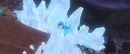 Arctic Cannon and Blizzard Blast
