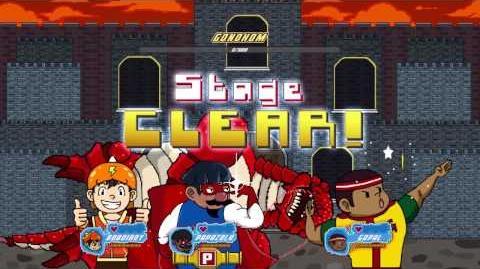 BoBoiBoy Game Papa Zola Kekasih Terang Benderang 3
