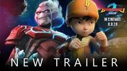 BoBoiBoy Movie 2 NEW OFFICIAL TRAILER - In Cinemas August 8!