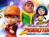 BoBoiBoy Galactic Heroes