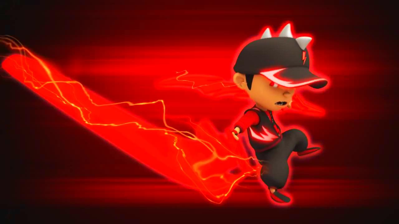 Thunder Blade Boboiboy Wiki Fandom Powered By Wikia