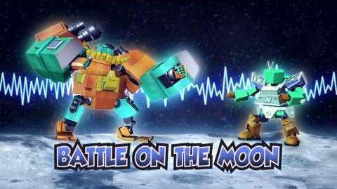 BoBoiBoy OST Battle On The Moon