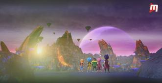 BoBoiBoy Galaxy info - Volcania