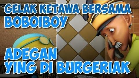 BoBoiBoy Adegan Ying di Burgeriak (HD)