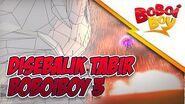 BoBoiBoy Behind The Scenes Hujan Halilintar (HD)