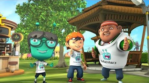 BoBoiBoy Team BuBaDiBaKo