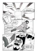 Komik Papa Zola Bahagian 1 (Part 3)