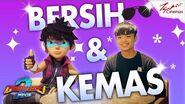 BoBoiBoy Movie 2™️ TGV PSA FANG (BERSIH & KEMAS)