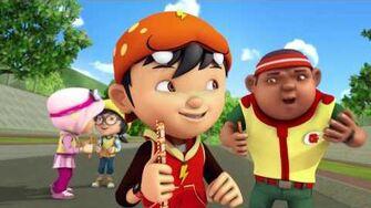 Iklan Choki Choki - Boboiboy KUASA 7