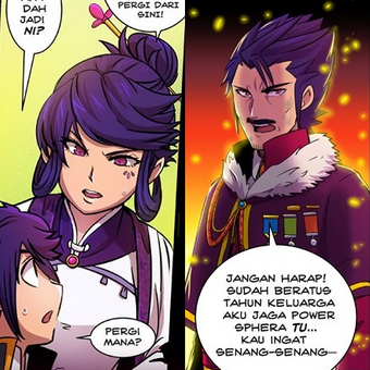 Ibu Bapa Fang Dan Kaizo Boboiboy Wiki Fandom