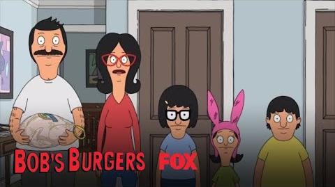 The Belchers Prepare For Thanksgiving With Teddy Season 8 Ep. 5 BOB'S BURGERS