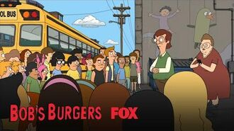 Mr. Frond Welcomes The Kids To The Puppet Show Season 9 Ep. 18 BOB'S BURGERS
