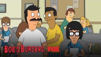 Bob & Tina Are Terrified Of Troop 257 Season 10 Ep. 3 BOB'S BURGERS