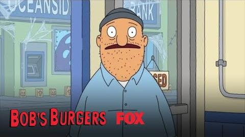 Bob Lets Teddy Decorate The Front Of The Restaurant Season 9 Ep. 4 BOB'S BURGERS-0