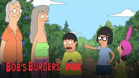 You Bet Your Sweet Hippie Season 3 BOB'S BURGERS