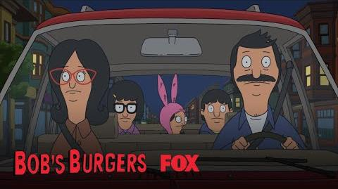 Bob & The Family Drive Home Season 9 Ep. 13 BOB'S BURGERS