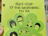 Flat-Top o' the Morning to Ya