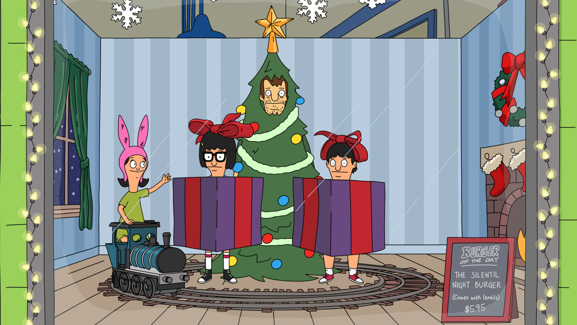 categorychristmas episodes bobs burgers wiki fandom powered by wikia