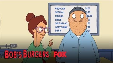 Teddy Finds A New Business Partner Season 8 Ep. 2 BOB'S BURGERS