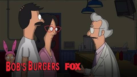 Mr. Fischoeder Intrudes On The Family's Sleepover Season 7 Ep. 16 BOB'S BURGERS-1