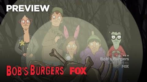 Preview Happy Howl-O-Ween Season 8 Ep. 3 BOB'S BURGERS