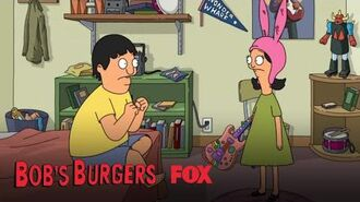 Louise & Gene Are Worried About Their Presents For Tina Season 10 Ep. 10 BOB'S BURGERS