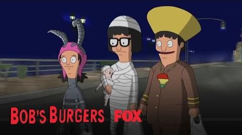 Rich People Are Better At Halloween Season 3 BOB'S BURGERS
