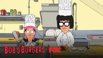 Louise & Gene Want To Make A Burger Of The Day Season 10 Ep. 18 BOB'S BURGERS