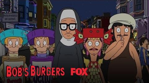 Someone Is Stealing All The Kids' Candy Season 9 Ep. 4 BOB'S BURGERS