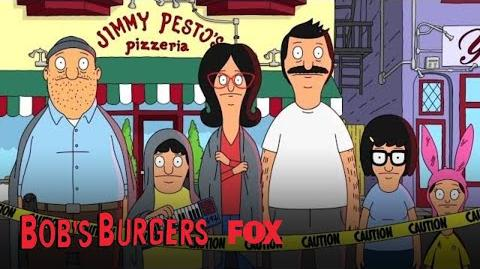 Comic-Con Reel 2018 BOB'S BURGERS