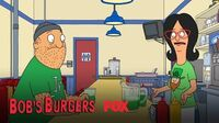 Linda & Teddy Dye Ketchup Green Season 10 Ep