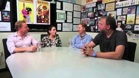 BOB'S BURGERS Behind BOB'S BURGERS Live Episode 10