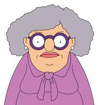 Mrs Merkin