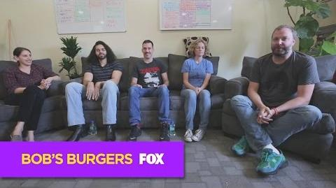 BOB'S BURGERS Behind BOB'S BURGERS Live Episode 4 ANIMATION on FOX