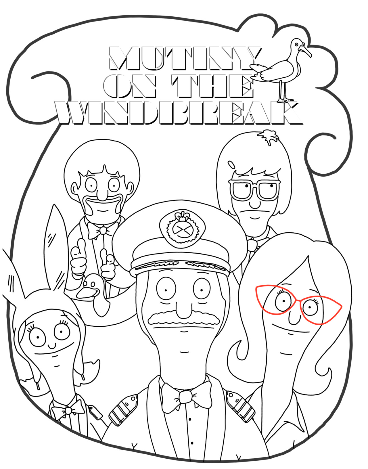 Mutiny On The Windbreaker