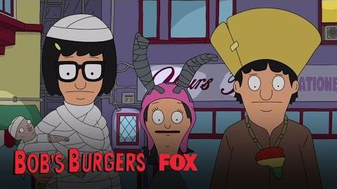 Trick or Treat Season 3 BOB'S BURGERS
