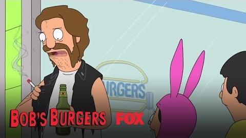 Horny Dave's Vest Season 3 BOB'S BURGERS