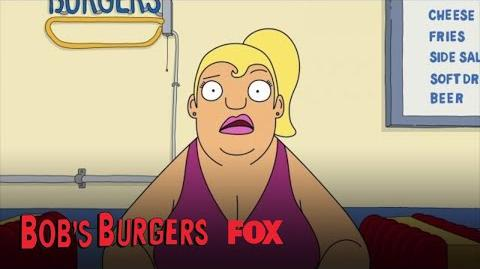 Gretchen Needs A Wedding Date Season 9 Ep. 14 BOB'S BURGERS