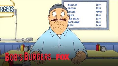 Teddy Has A Crush On Helen Season 9 Ep. 12 BOB'S BURGERS