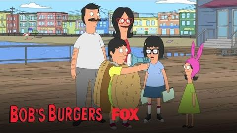 The Belcher Family Promotes Their Restaurant To Cruise Lines Season 3 Ep