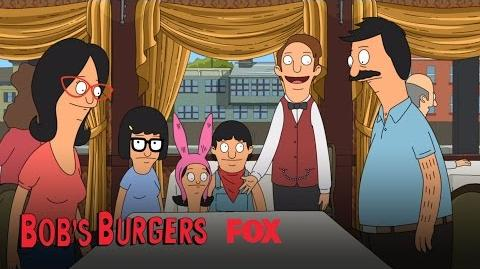 The Belchers Are Sent To The Back Of The Train Season 4 Ep
