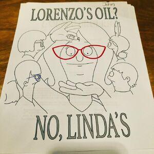 Lorenzos Oil Script
