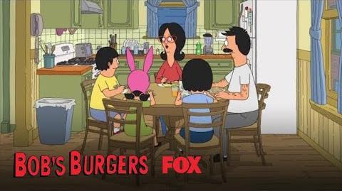 The Belchers Discuss Spring Break Season 8 Ep. 10 BOB'S BURGERS